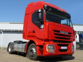IVECO Stralis AT 440S36 T/P RR LR