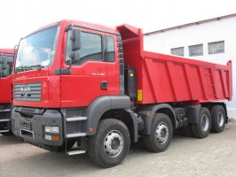 MAN TGA 41.480 8x4 BB-WW