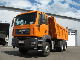 MAN TGS 33.350 6x4 BB-WW