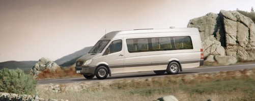 Mercedes-Benz Sprinter Transfer 23, 34, 35