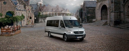 Mercedes-Benz Sprinter Transfer 45 , 55