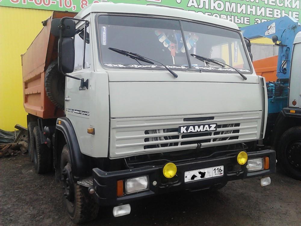 Камаз-55111с 2001 продажа установка внешней компоненты не выполнена 1с